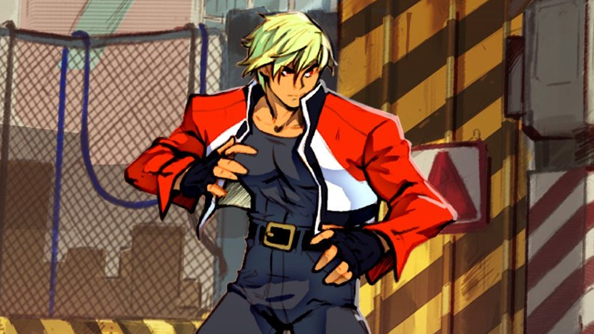 Streets Of Rage 4 Developers Have Ideas For A Mark Of The Wolves Sequel - Kotaku