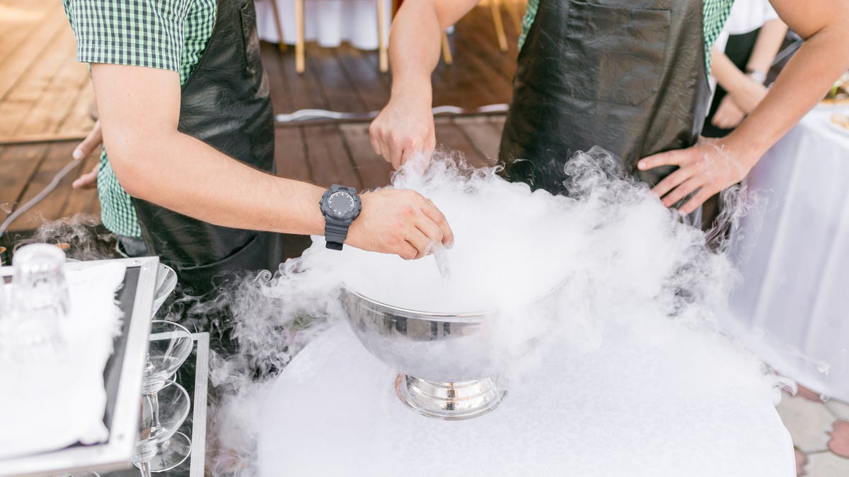 Florida woman sues hotel that allegedly spiked her drink with liquid nitrogen