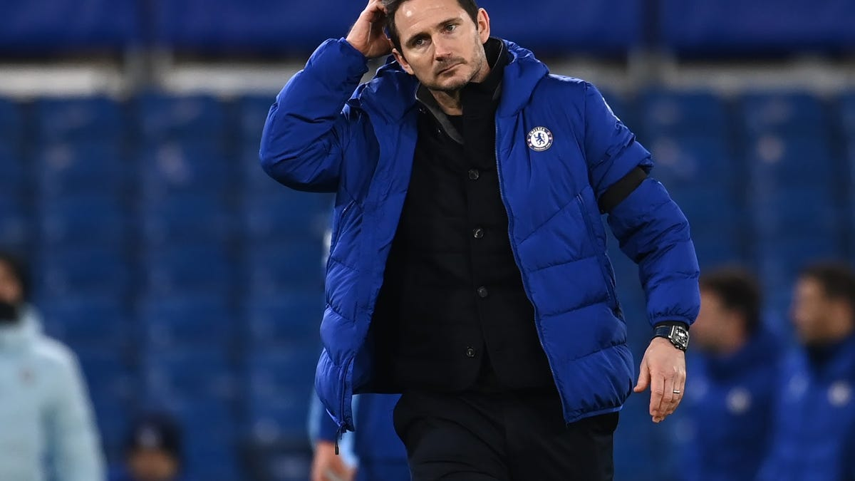 Is time up for Frank Lampard at Chelsea?