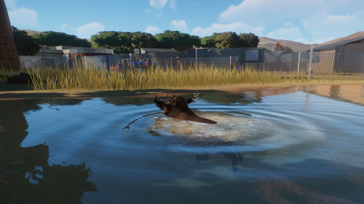 Planet Zoo Is Currently In A Public Beta For Players Who