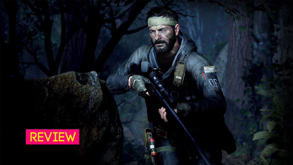 Call Of Duty: Black Ops: Cold War The Kotaku Review