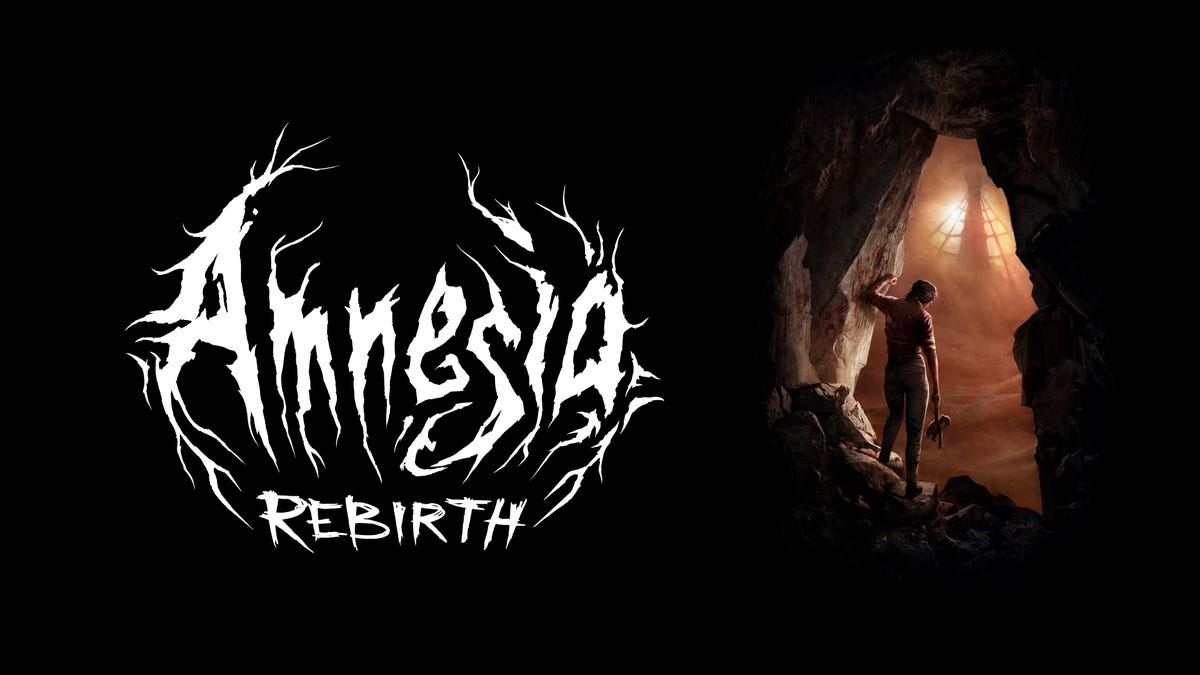 Oh Great, There's A New Amnesia Game Coming Out This Fall