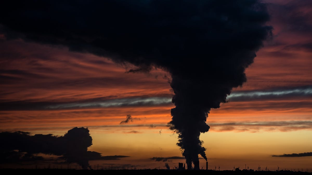 Carbon Dioxide Has Never Been Higher