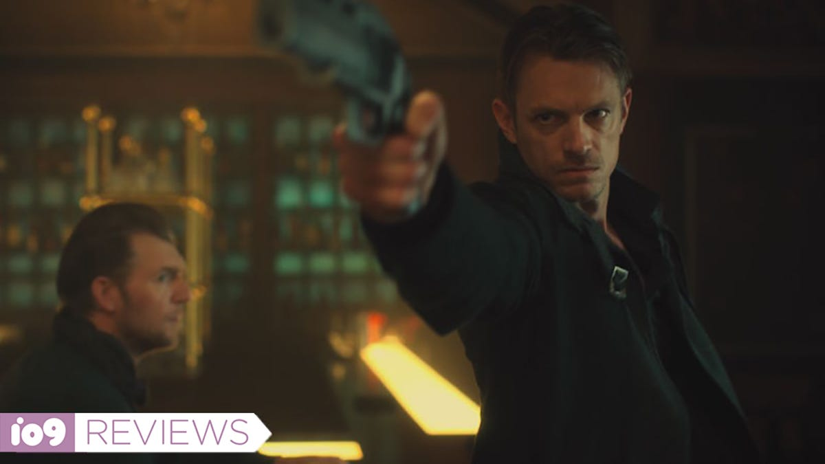 Altered Carbon Male Frontal altered carbon is solid cyberpunk, but it's not netflix's