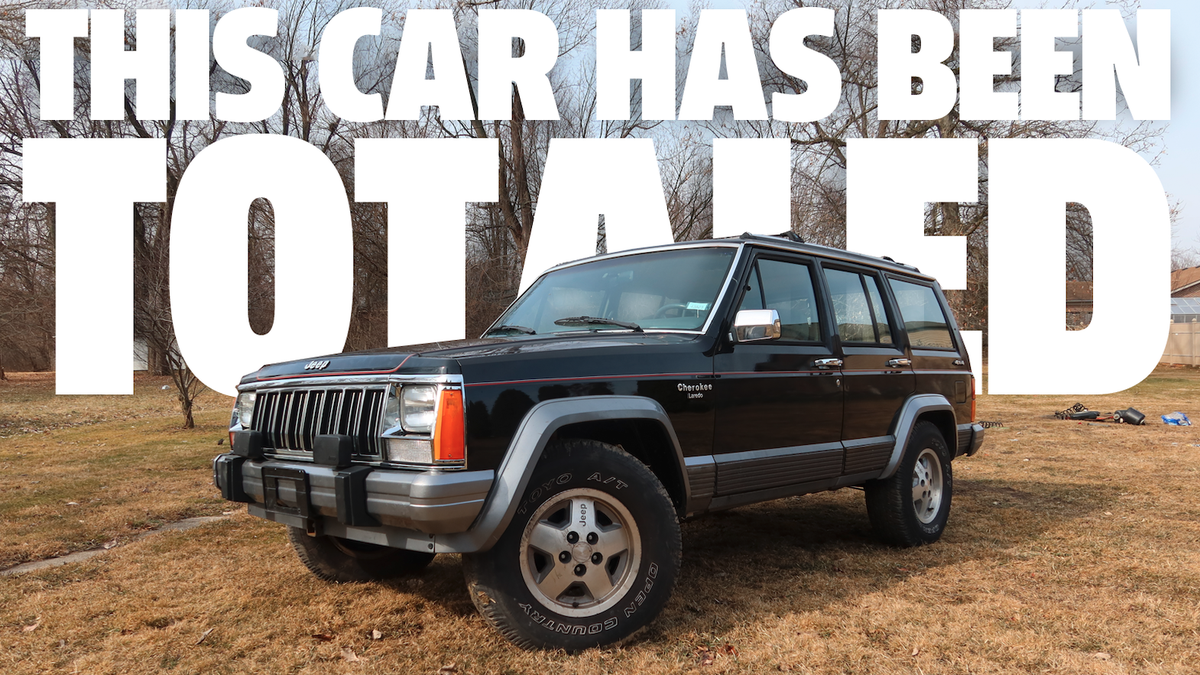 How I Got A Great Deal By Buying A 'Totaled' Car With A Salvage Title