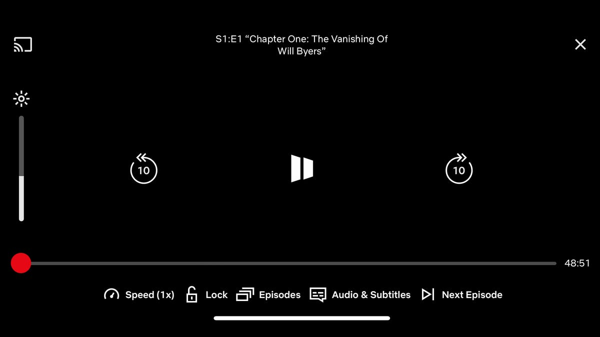 Netflix May Be Introducing an Audio-Only Mode for Listening to Shows with the Screen Off