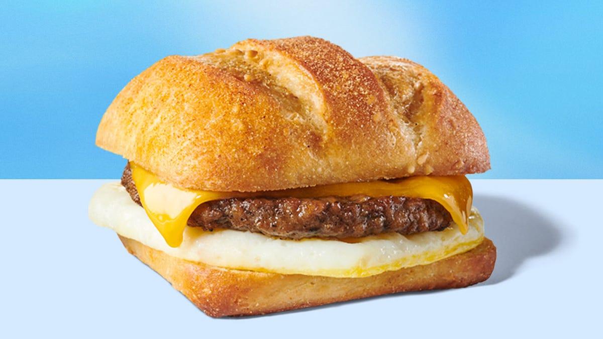 Starbucks' new breakfast sandwich is Impossible to dislike