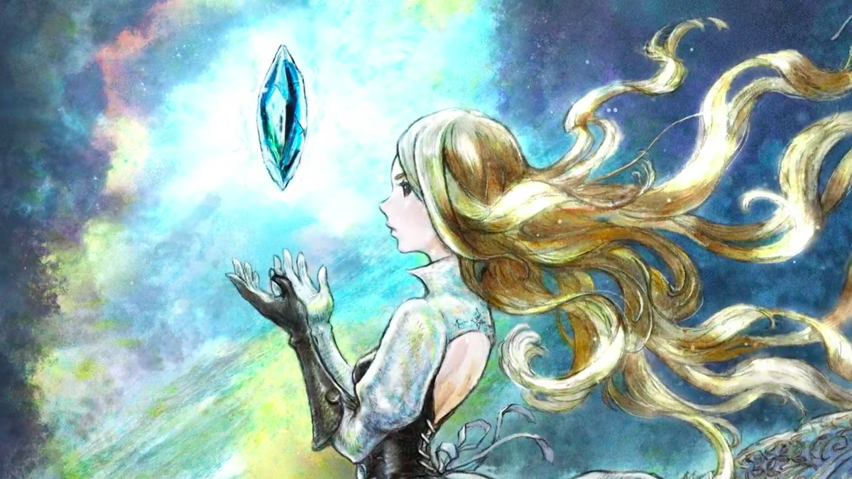 A New Bravely Default Is Coming To Switch
