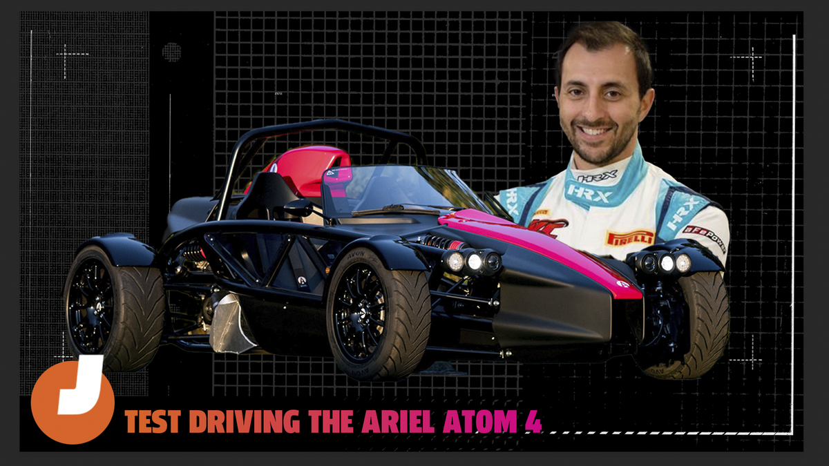 The Honda-Powered Ariel Atom 4 Road Weapon Is The Future You Need To Plan For