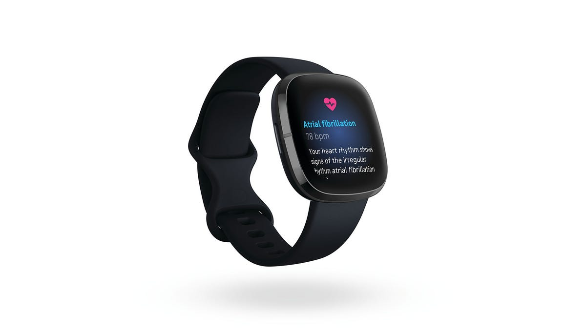 Fitbit Sense's ECG App Is Now FDA-Cleared, Just Like the Apple Watch thumbnail