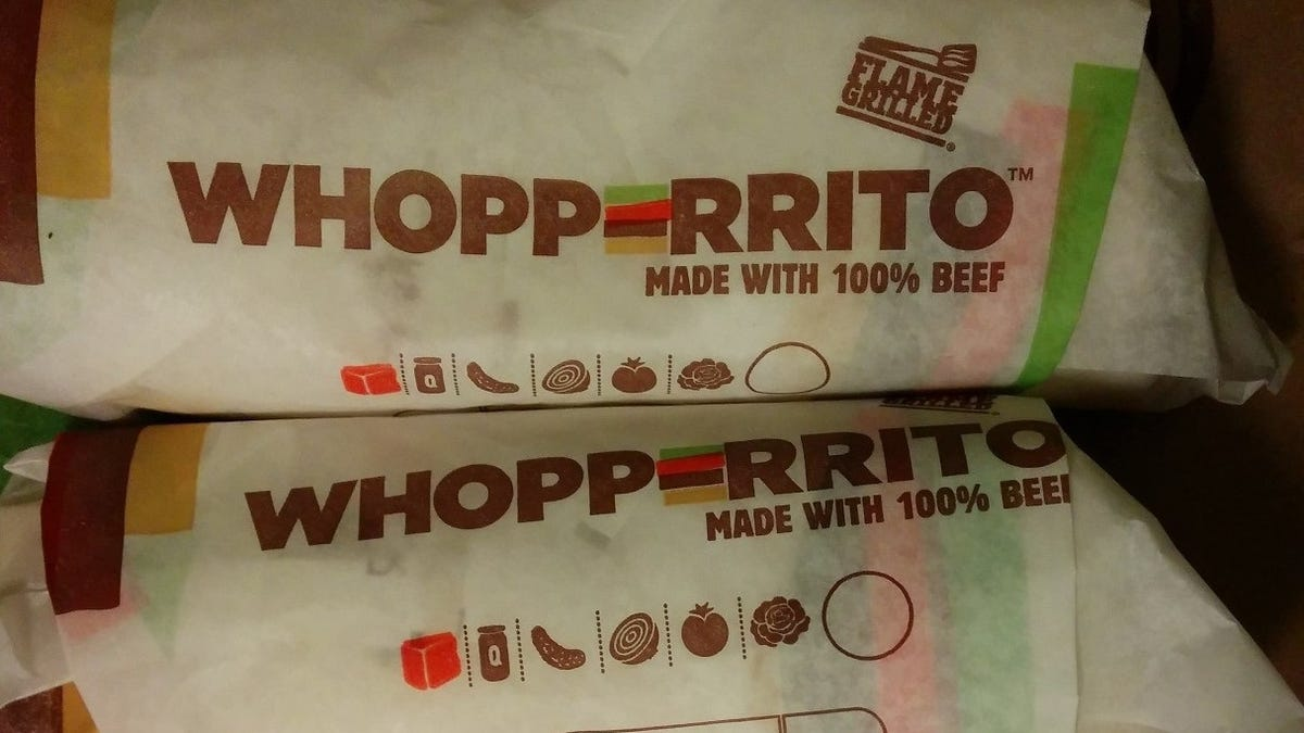 SnackTAYku: The BK Whopperito Is the More Convenient and Less ...