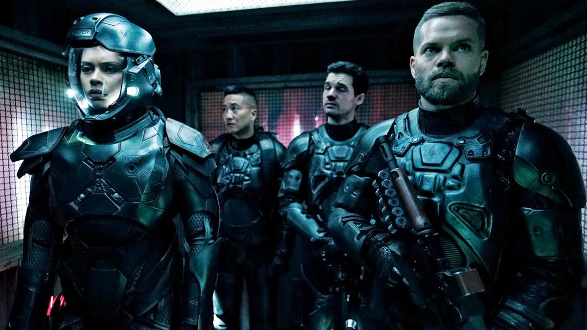 The Expanse, una de las mejores series de ciencia ficción, finalizará en su sexta temporada