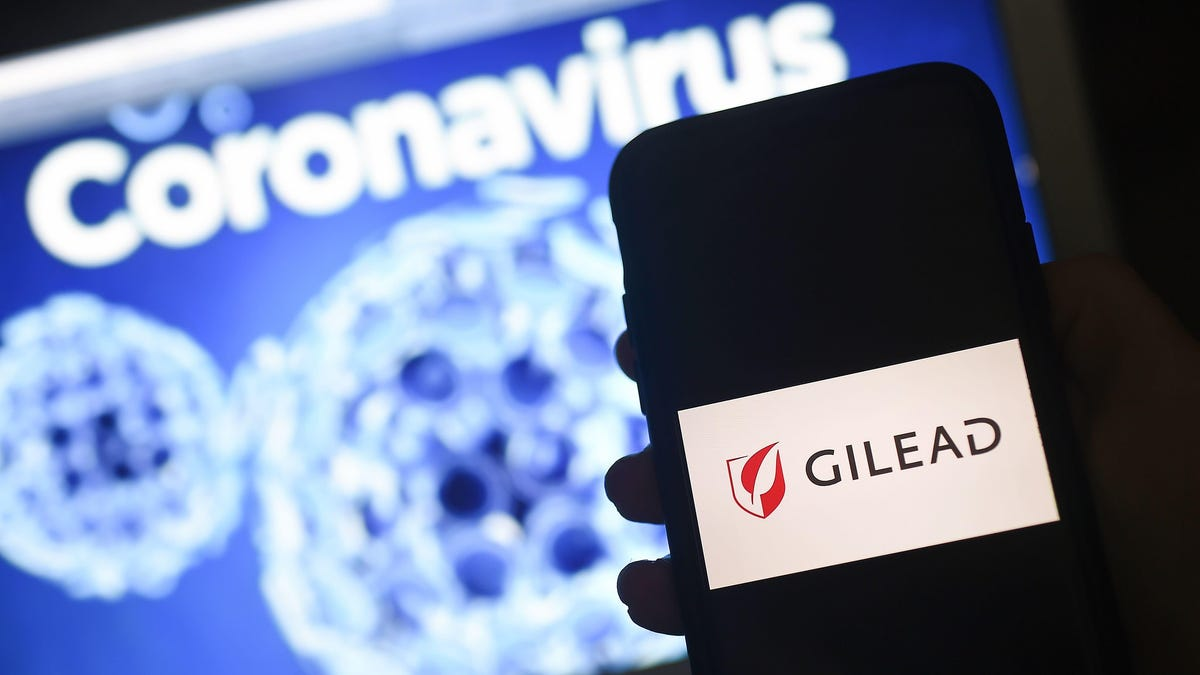 photo of Pharma Giant Gilead Retracts Request FDA Extend Monopoly Status on Experimental Covid-19 Drug image