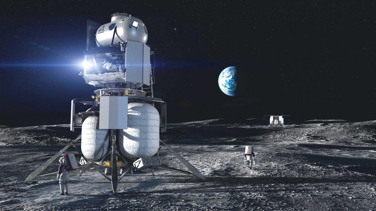 Musk-Bezos Feud Intensifies: Blue Origin Protests NASA Choice of SpaceX Lunar Lander – Gizmodo