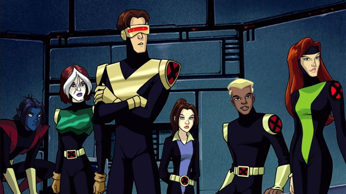 X-Men Evolution é o desenho animado da Marvel para revisitar o bloqueio 1