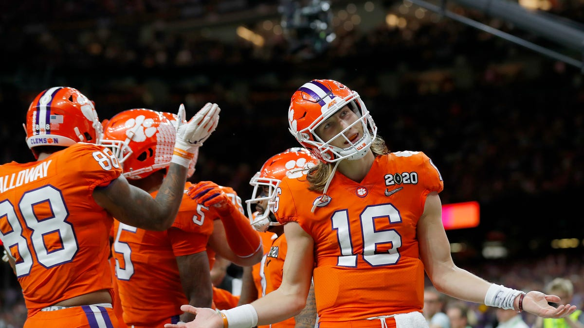 Trevor Lawrence should pull an Eli Manning because the Jets are the Jets (all the way!) - deadspin