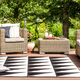 Image for article titled How to Clean an Outdoor Rug Before Putting It Away for the Season