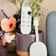 The Chromecast with Google TV.