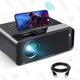 ELEPHAS 2020 WiFi Movie Projector | $90 | Amazon