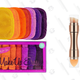 The Original MakeUp Eraser 'Falling For You' 7-Day Set | $18 | Ulta 4-in-1 Travel Makeup Brush | $6 | Amazon | Promo code 60RG821Q