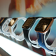 fitbit watches on display