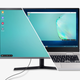 Samsung DeX works on computers, monitors, and TVs.