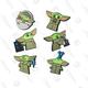 The Child Enamel 6 Pin Set (Amazon Exclusive) | $22 | Amazon