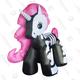 Inflatable Skeleton Unicorn | $45 | Amazon Gold Box | Clip Coupon