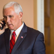 Mike Pence on the phone