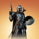 Illustration for article titled How to Unlock the Mandalorian and Baby Yoda in Fortnite