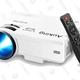 AuKing Mini Projector | $63 | Amazon | Promo Code 4G63N2XD