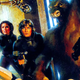 Part of the cover for the Dark Horse comic adaptation of Splinter of the Mind's Eye, originally written by Alan Dean Foster.