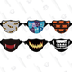 Extreme Fit Halloween Masks (2-Pack) | $16 | MorningSave