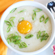 Illustration for article titled Add an Egg Yolk to Your Grits and Savory Oatmeal