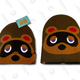 Animal Crossing Tom Nook Beanie | $12 | Amazon