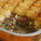 Illustration for article titled Crown Your Shepherds Pie With Tater Tots
