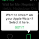 Illustration for article titled How to Stream Spotify Directly From Your Apple Watch