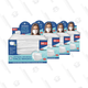 Individually Wrapped 3-Ply Disposable Masks (200-Pack) | $35 | SideDeal