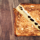Illustration for article titled Give Your Grilled Cheese Sandwich a Parmesan Crust