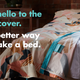Illustration for article titled This Record-Breaking Duvet Cover Wants to Spare You the Hassle of Making Your Bed After Washing the Sheets