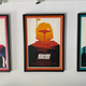 While you're home, now is the time to decorate your home the way you want it. For example, I hung up my custom framed Olly Moss Star Wars posters. Yes, this is a bit of a humblebrag.