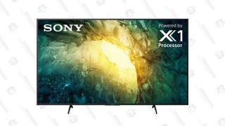 "Sony 65"" X750H Smart TV"