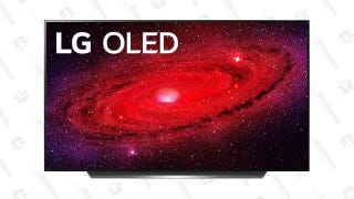 "77"" LG CX-Series 4K OLED TV + $300 Visa Gift Card"
