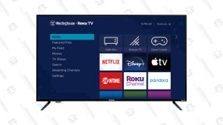 "Westinghouse - 50"" Class LED 4K UHD Smart Roku TV"