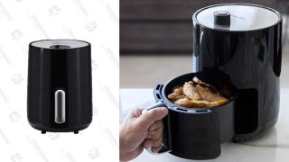 Magic Chef 1.6 Quart Compact Digital Air Fryer