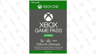 Xbox Game Pass Ultimate (3 Months)