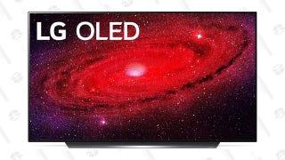 """LG CX 55"""" OLED TV"""
