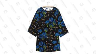 Maeve Lucinda Silk Tunic Dress