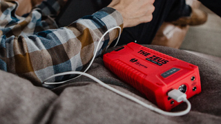 Uncharted Supply Co. The Zeus Power Bank/Jump Starter