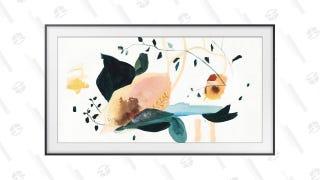 "Samsung Frame 55"" 4K TV"